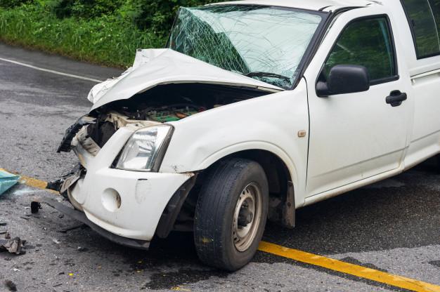 אחרי טוטלוס – מה אפשר לעשות עם רכב שירד מהכביש
